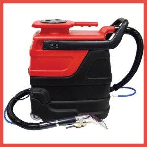 画像1: ■ハウスクリーニング/車内清掃に最適!■スナイパー3 ホット - 温水スチームカーペットリンサー【代引不可】