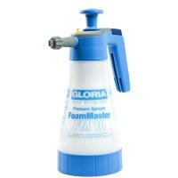 グロリア FM10 - 耐酸性・耐アルカリ性・耐油仕様 泡洗浄噴霧器 #GL取寄800円