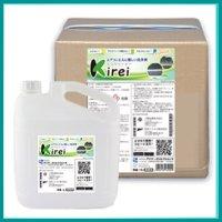親水被膜を傷めない・泡立ちゼロ・ムセないエアコン洗剤■エコクリーナーKirei