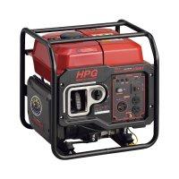 メイホー MEIHO ガソリン発電機 HPG2300i - 超低音で高機能!軽量コンパクトな低燃費タイプ!【代引不可・個人宅配送不可】