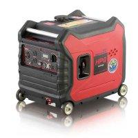 メイホー MEIHO ガソリン発電機 HPG3000iS - 超低騒音で軽量・コンパクトなインバーター発電機【代引不可・個人宅配送不可】