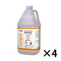 バイロックス ハイプロックススタビル[4L×4]- 硬表面除菌洗浄剤