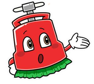 ポリッシャーで床を洗おう!