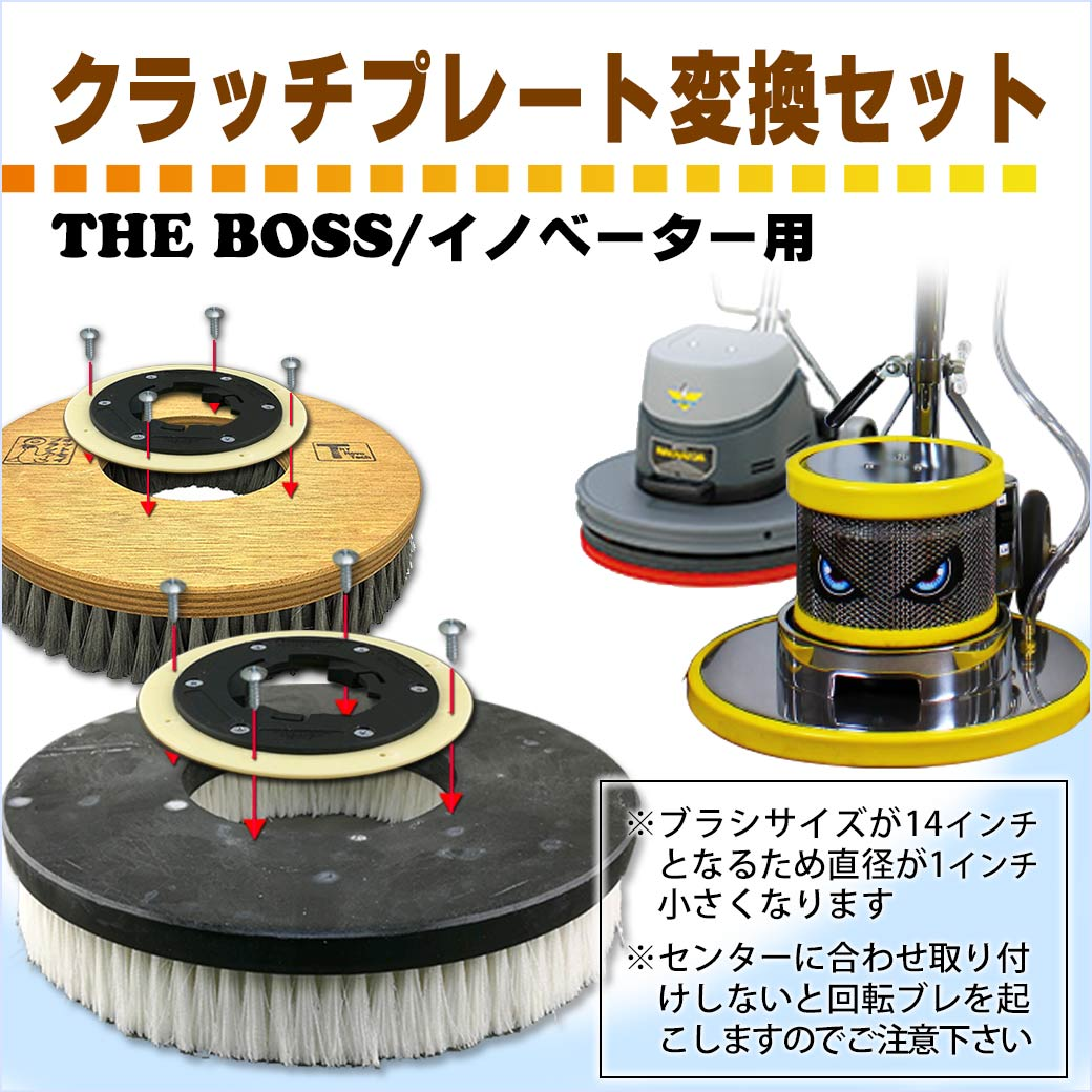 THE BOSS /イノベーター用便利ツールのご紹介
