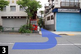 東京会場への道順03