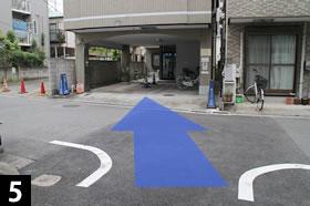 東京会場への道順05