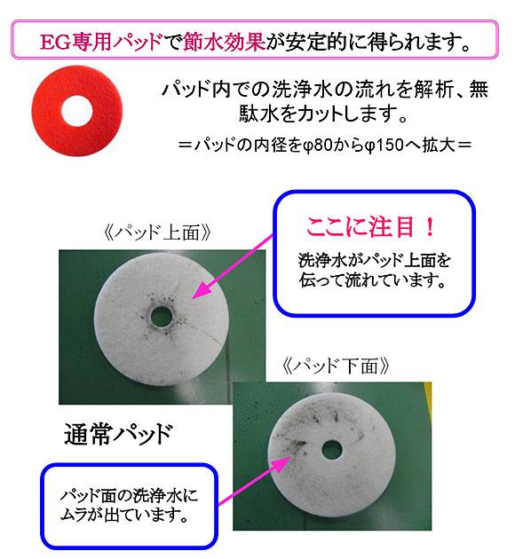 【リース契約可能】アマノ EGシリーズ  EG-1 - 小型自動床面洗浄機【代引不可】 07