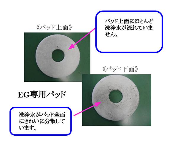 【リース契約可能】アマノ EGシリーズ  EG-1 - 小型自動床面洗浄機【代引不可】 08