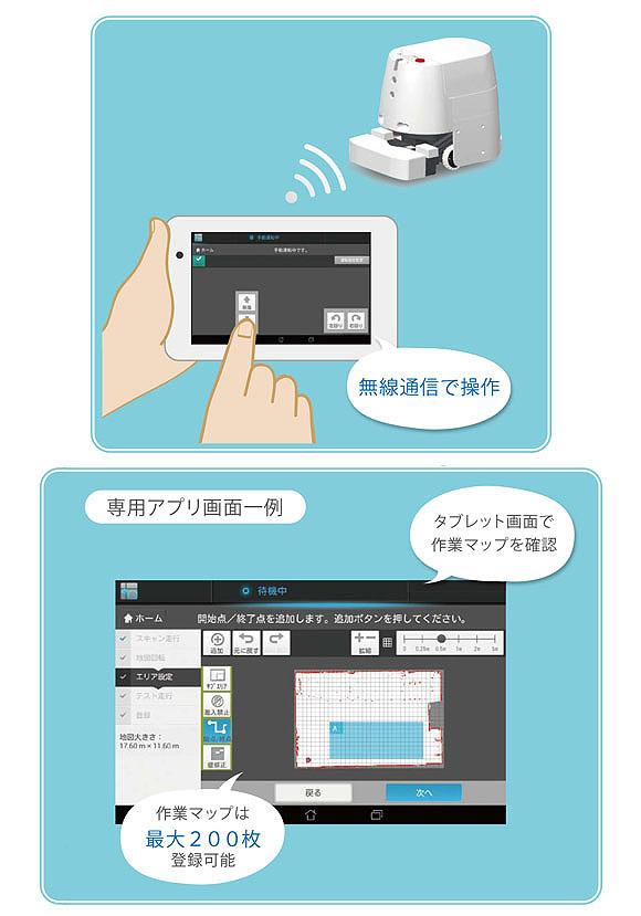 【リース契約可能】アマノ RcDc  - 業務用ロボット掃除機【代引不可】02