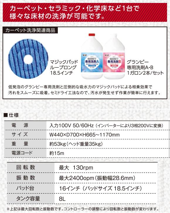FPS グランピーX - オービタルドライブマシン04