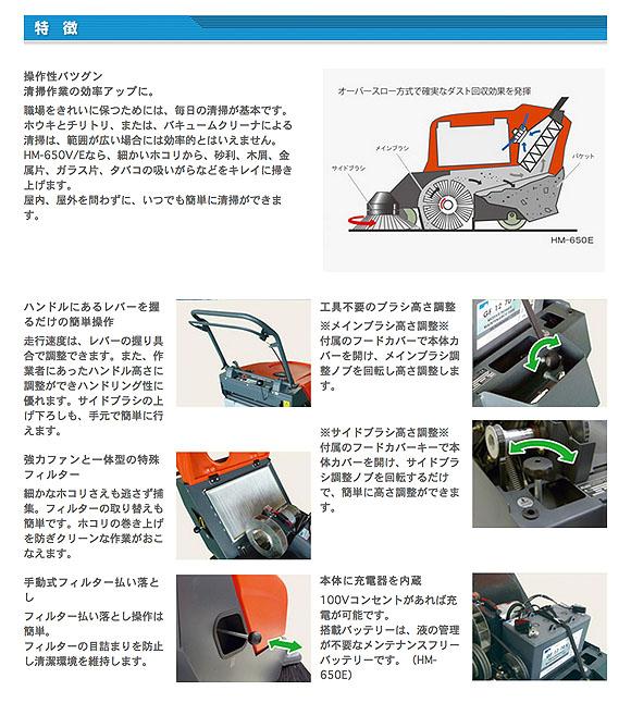 アマノ HM-650V/E02