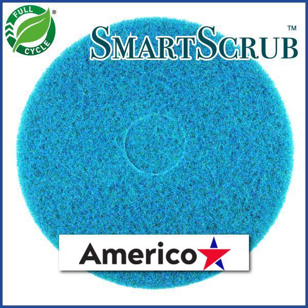 アメリコ スマートスクラブ フロアパッド - 洗浄と研磨をワンステップで行うフロアパッド