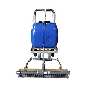 洗剤塗布機 - コンパクトで抜群の操作性の塗布機【代引不可】