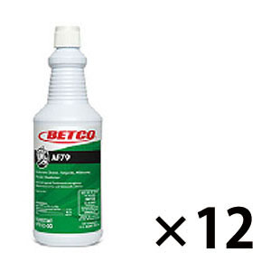 ベトコ BETCO アシッドフリー RTU 946mL×12 - 無酸バスルームクリーナー 除菌剤 消臭剤