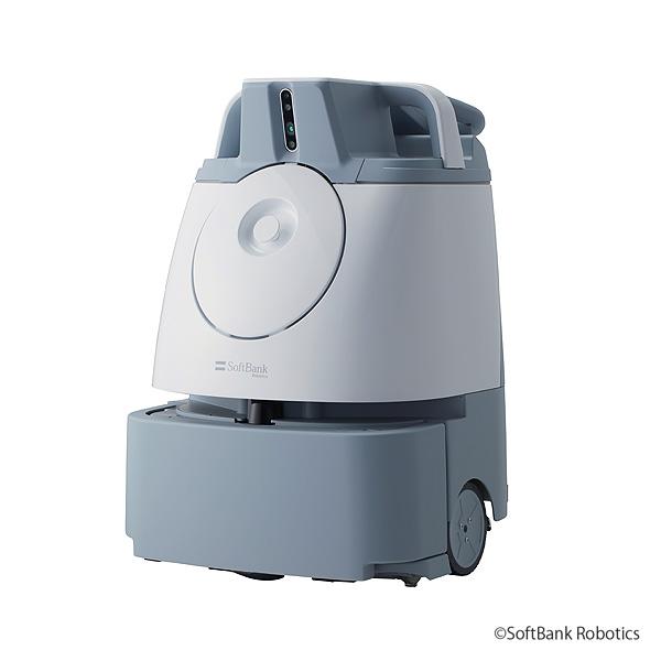 【リース契約可能】Whiz - ソフトバンクロボティクスのAI清掃ロボット