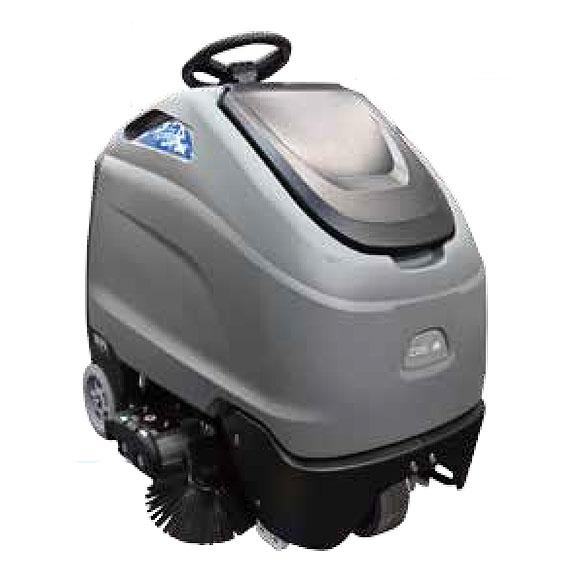 【リース契約可能】シーバイエス シャリオスターバキューム34E - 圧倒的生産性ステップオン掃除機【代引不可】