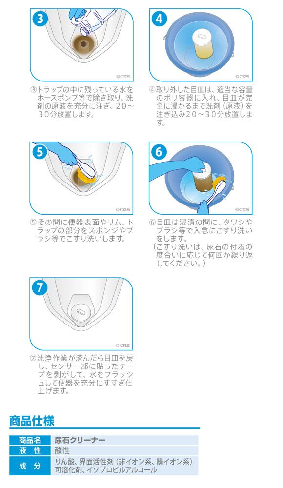 シーバイエス 尿石クリーナー [2L] 03