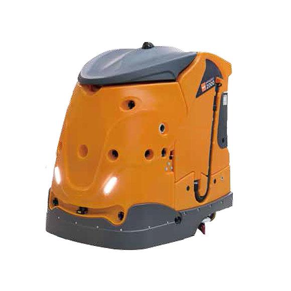 【リース契約可能】シーバイエス TASKI siwngobot 2000 (スウィンゴボット 2000) - 28インチ自動床洗浄ロボット