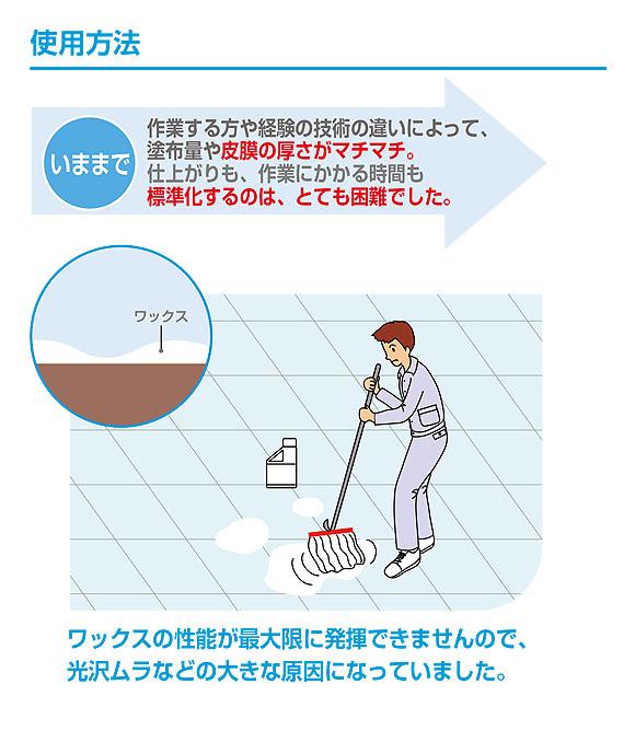 シーバイエス ワックスモップ(10枚入) 02