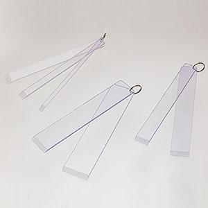 ポリカ樹脂ケレン - ポリカーボネート樹脂の先端を斜め加工したケレン