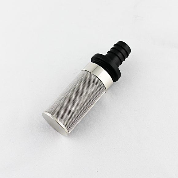 極細ストレーナー - エアコン洗浄機吸水ホース用ろ過器