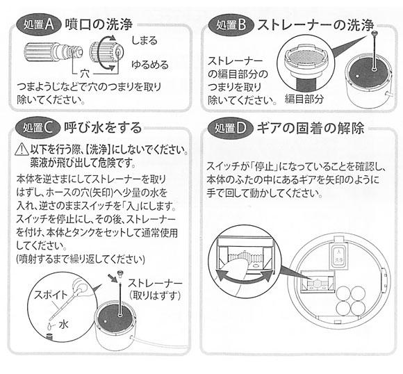 GT-2S - 電池式小型噴霧器 01