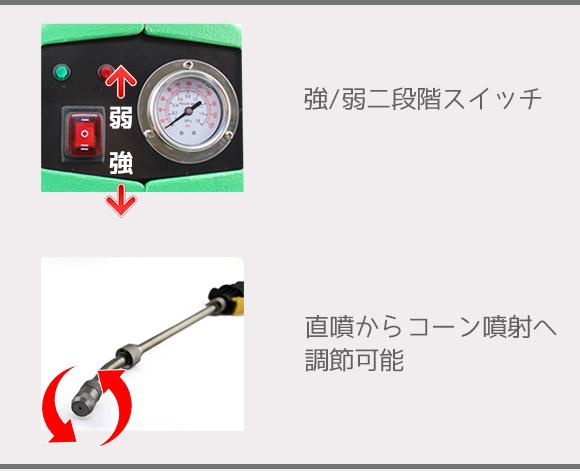 ■軽量でリーズナブル!サブマシンに最適!■エクサパワーLight(ライト) - 洗浄ガン付・エアコン洗浄機セット 06