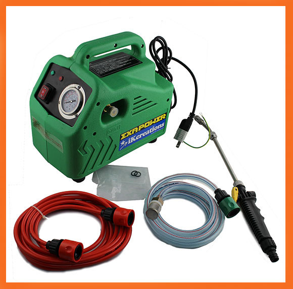 ■軽量でリーズナブル!サブマシンに最適!■エクサパワーLight(ライト) - 洗浄ガン付・エアコン洗浄機セット