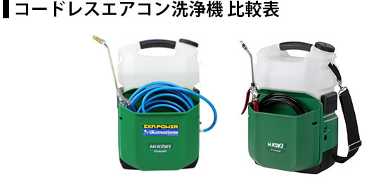 ■セッティング簡単!■エクサパワーMOVE(ムーヴ) - 特殊屈曲洗浄ガン付属コードレスエアコン洗浄機