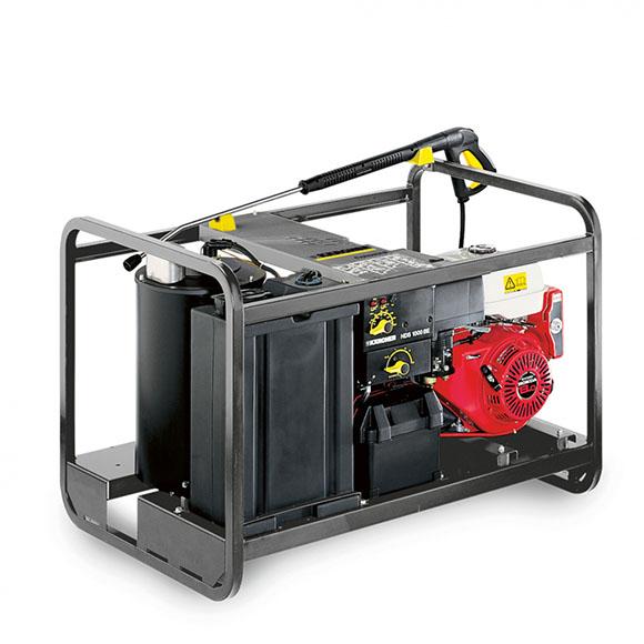 【リース契約可能】ケルヒャー高圧洗浄機 HDS 1000 BE - 業務用温水高圧洗浄機