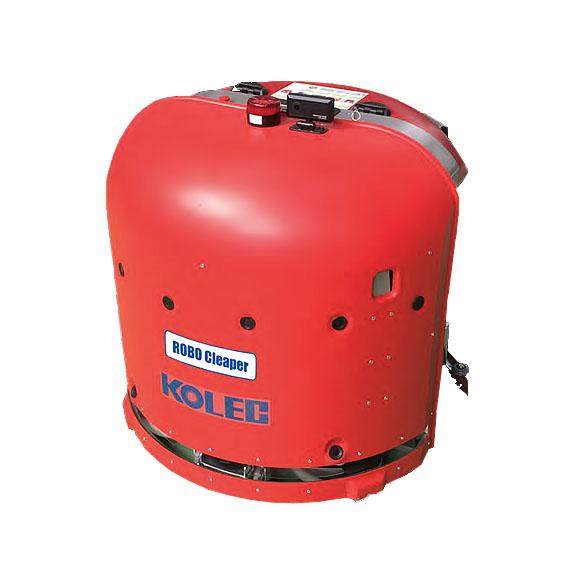 【リース契約可能】コレック ROBO Cleaper(ロボクリーパー) - 業務用 自動床洗浄ロボット