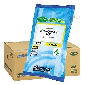 コニシ パワーブライトHX エコパック[2kgx9] - 床用樹脂仕上剤