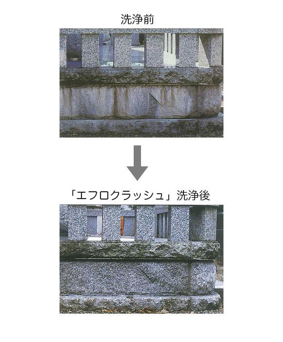 紺商 エフロクラッシュ - 白華専用洗浄剤 02