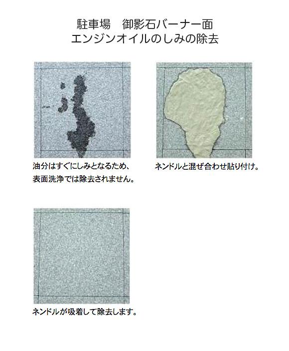 紺商 オイルゲッター - 鉱油用洗浄剤 01