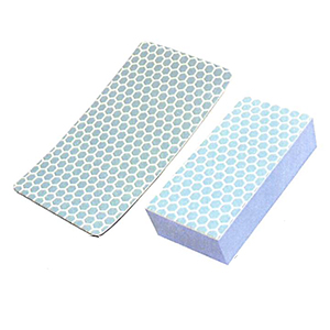 NCA ガラス用アルタシート クレスト (3枚入) - ダイヤ増量 高能率タイプ