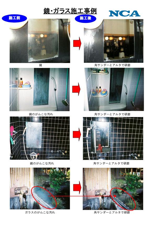 NCA みがい太郎II - ガラス・鏡クリーニングキット 03