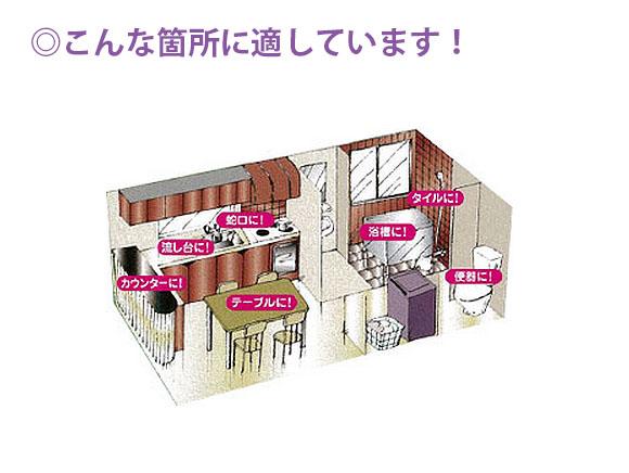 NCA みがい太郎III用サンディングフォーム(細) 6S-FOME(30枚入) 06