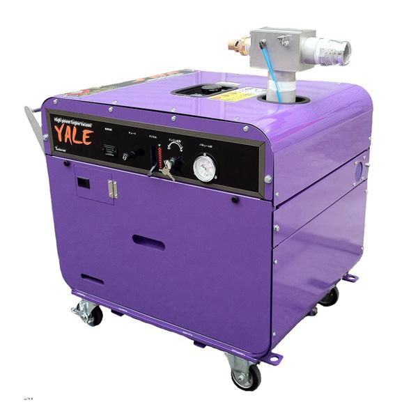【リース契約可能】レボテック HOTJEBLO YALE(エール) - ガソリンエンジン式吸引機