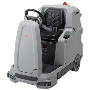 【リース契約可能】リンレイ SHSサニタイザー - リンレイ ソーシャル ハイジェニック システム 搭乗型床面噴霧機