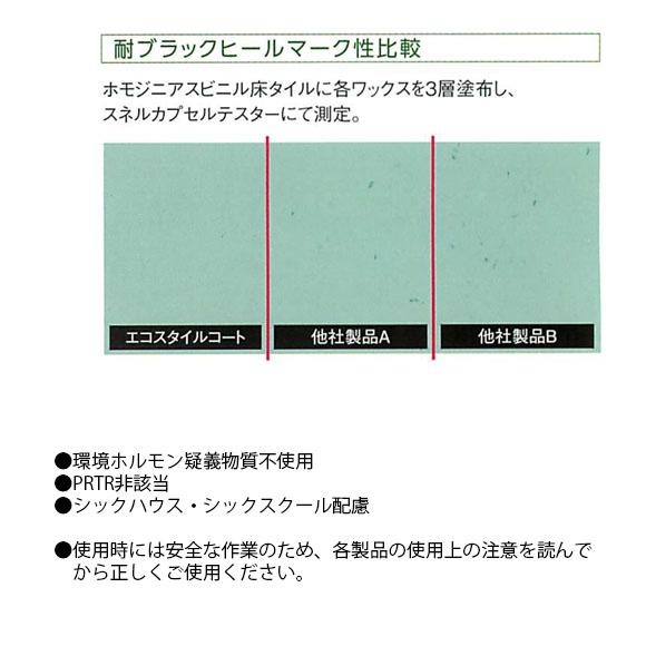 リンレイ エコスタイルコート[18L] - 環境負荷低減型亜鉛フリー樹脂ワックス04