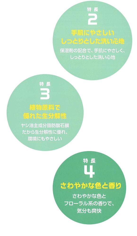 リンレイ 水石鹸グリーンeco[18L] 02