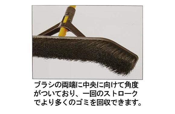 ラバーメイド プッシュセンターブルーム【代引不可】 商品詳細01