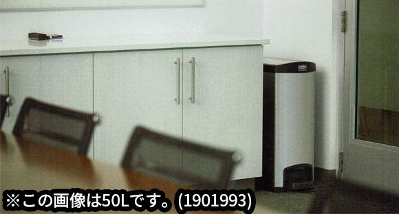 ラバーメイド Slim Jim® ステンレス製エンドステップ 50L 01