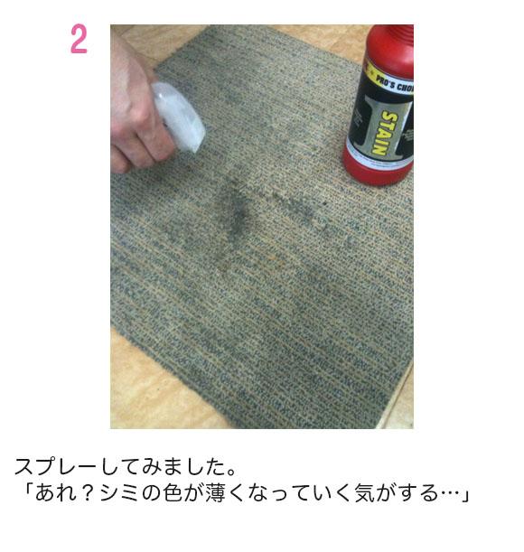 S.M.S.Japan ステイン1(ワン)[960ml] - コーヒー・赤ワイン等のシミ取り剤 03