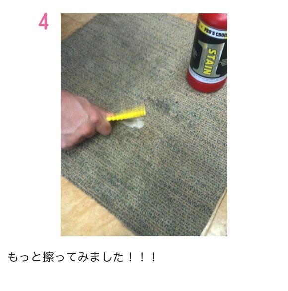 S.M.S.Japan ステイン1(ワン)[960ml] - コーヒー・赤ワイン等のシミ取り剤 05