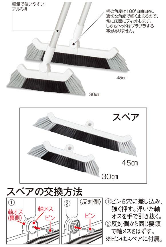 テラモト EFコーナーブルーム 商品詳細02