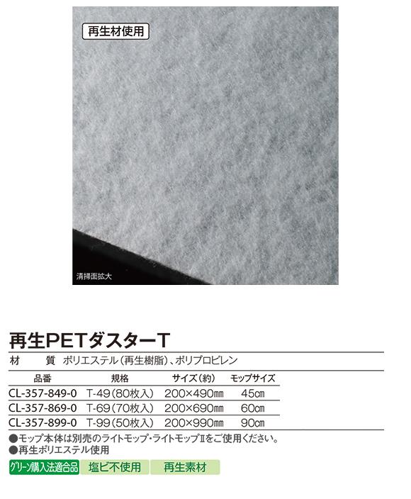 再生PETダスターT02