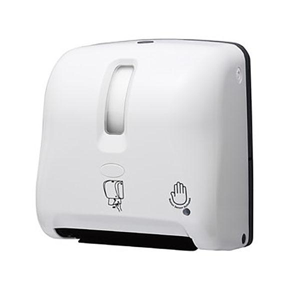 テラモト ロールディスペンサー R560 センサータイプ - 非接触のセンサー式で衛生的