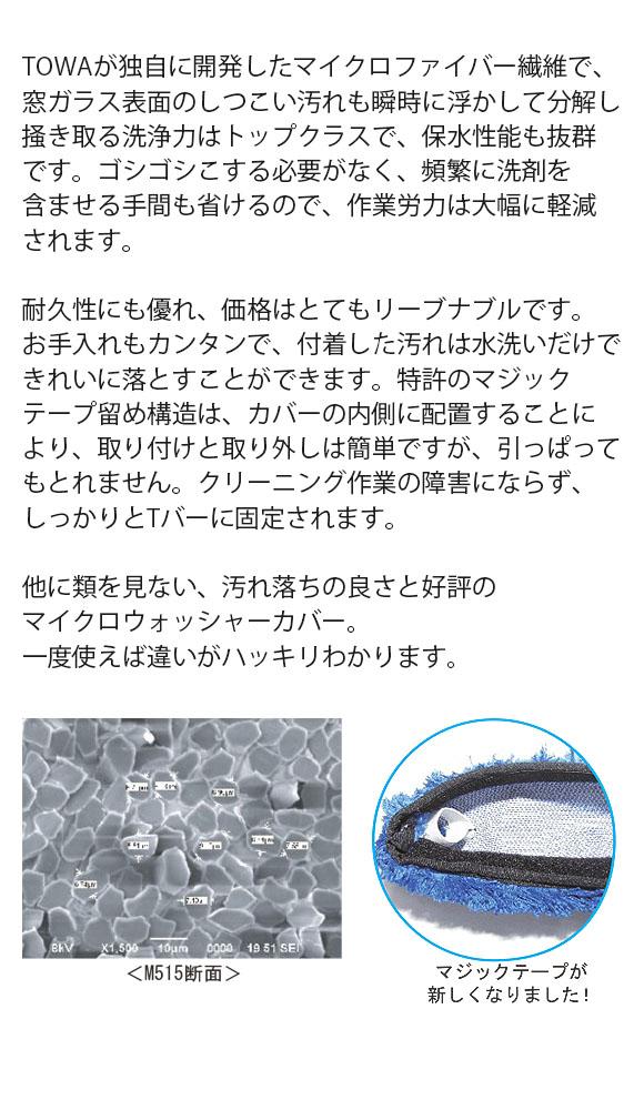 TOWA プロフェッショナルマイクロウォッシャーカバー 02