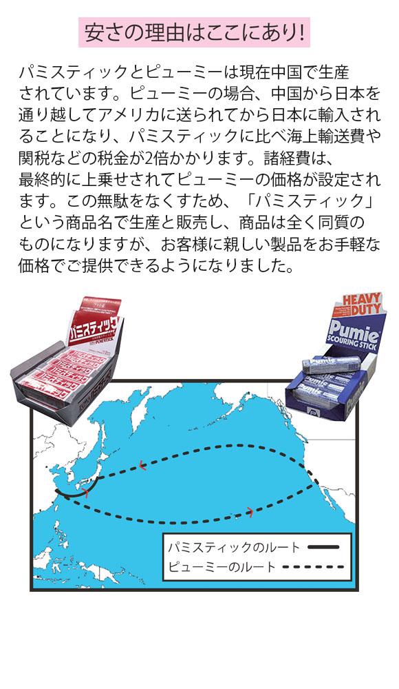 TOWA パミスティック - 磁器・タイルなどの研磨クリーナー 03